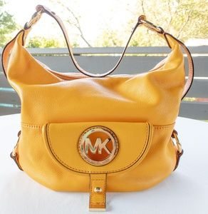 👜‼️Michael Kors Fulton Large Satchel